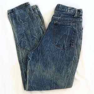 Vintage Stefano high rise Mom jeans sz. 10